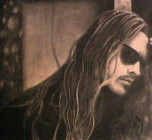 Jerry Cantrell by lancewaldrop