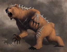 Bear by DanRobArt
