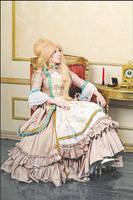 HGP\Versailles: Hizaki-Hime by luiren