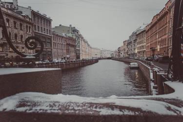 Petersburg by luiren