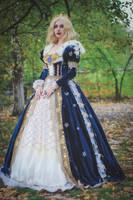 Sakizo Frau cosplay by luiren