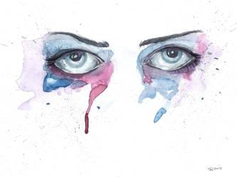 Esteras eyes by PatrykWojciechowicz