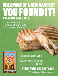 NY Bagel Cafe by NYBagelCafeDeli