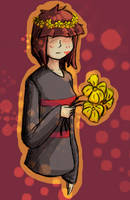 Fell! Frisk by Ghost-Of-Tea