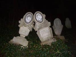 Phantom Manor Cemetery by Nightwish91