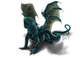 House dragon by Tatsu87