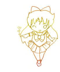 Sailor Venus by shaylynk