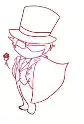 Tuxedo Mask by shaylynk