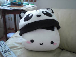 onigiri panda plush by chococat830
