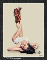Cari Pinup by BBSphoto