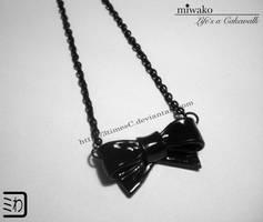 Black Ribbon by 3timesC