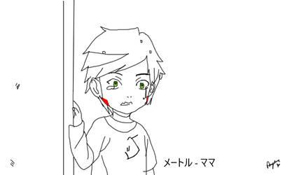 Bunko's childhood by iloveonedirection999