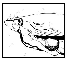 Namor the Submariner by Mistery12