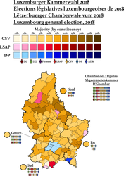 Luxembourg general election, 2018 by nanwe01