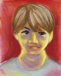 colorful boy by ypnogatis