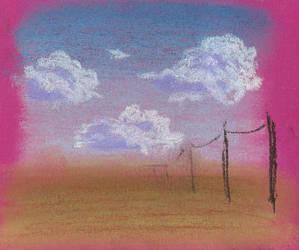 bright sky by ypnogatis