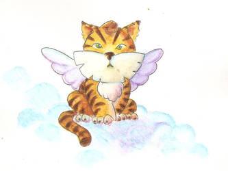 Flying tiger by ypnogatis