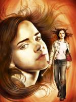 Hermione Granger by Eruadan