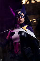 Huntress from DC Comics Universe by Socracboum