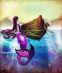 mermaid by fluffy-ninja356