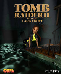 Tomb Raider II Poster 02 by maskedlion3