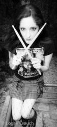 Drummer Girl by KatharineRose5