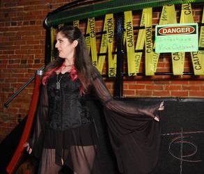 Vampire with Attitude by KatharineRose5