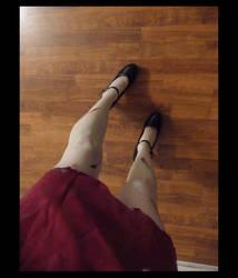 Zombie Legs by KatharineRose5