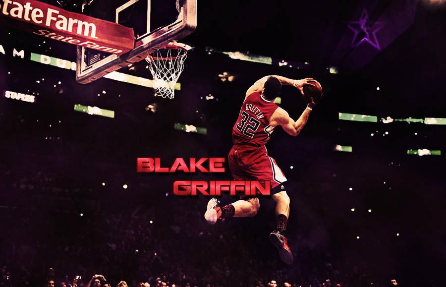 Blake Griffin Wallpaper by KurdishGfx ...
