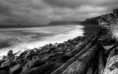 Rialto Beach by alexquick
