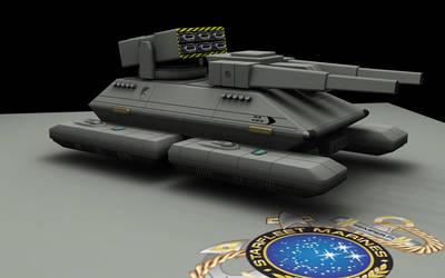 SFMC Hover Tank by lady-die