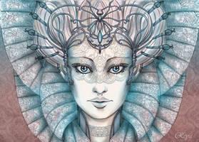 Fairy tale queen by Reya-doll
