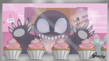 We love cupcakes by Jum10