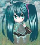 Hatsune Miku:Colored by craytm