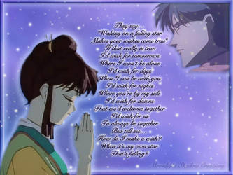 Wishing on a Star by o0Miaka0o