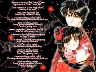 T and M - Promise Love by o0Miaka0o