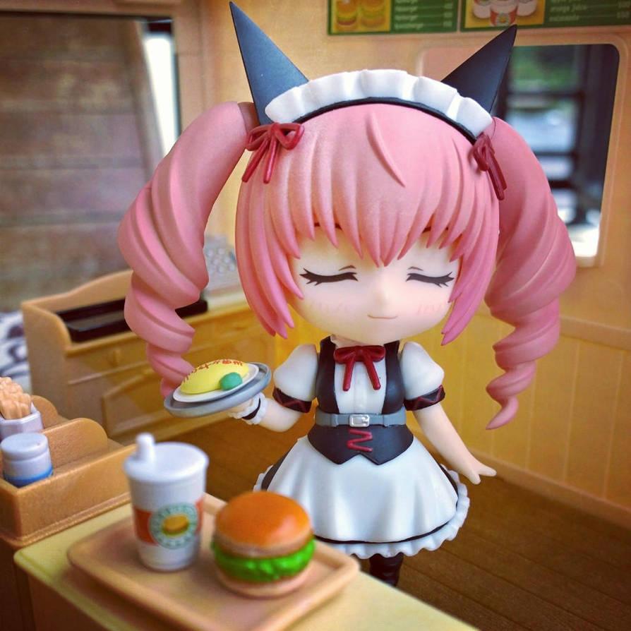 Fast Food Maid? by nikicorny