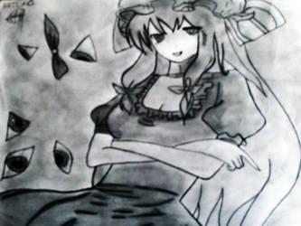 Special Sketch for everyone by arturo-artist