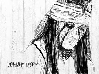 Johny2 by merverturk