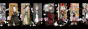 Fashion History - Fem!England by SailorX2
