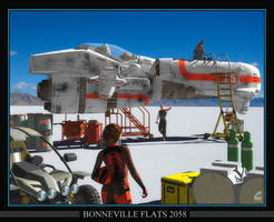 Bonneville 2058 by RobCaswell