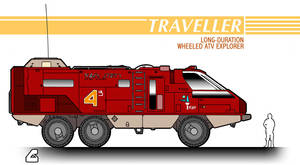 Long Duration ATV (Traveller) by RobCaswell