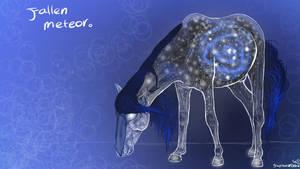 glasshorses : fallen meteor by stephaniedraw