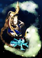 DW7]Cai Wenji by Draven4157