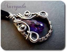 Purple rain by nurrgula