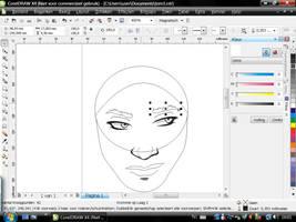 Digital drawing W.I.P by Max-Zorin