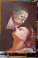 PHantom and Cristine1 by Max-Zorin