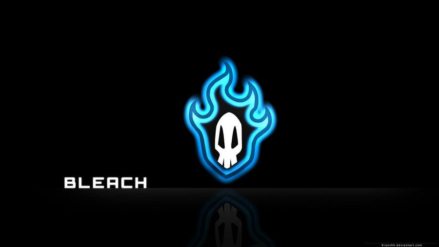 Bleach Logo Wallpaper By Krunchh On Deviantart