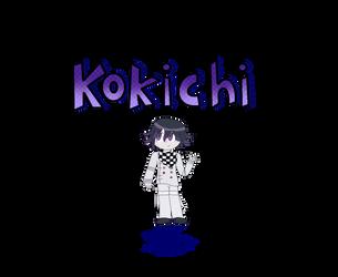 Kokichi :collab: by MoonPieCookieLover