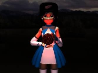 Fireball by gorn708